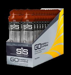 SiS GO+ Caffeine - 30 x 60 ml