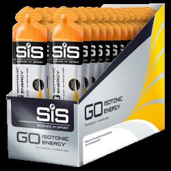 SiS GO Isotonic Gel - 30 x 60 ml